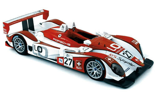 Norev Porsche RS Spyder 2008 1 18 Theys   Lienhard   Lammers Le Mans Series