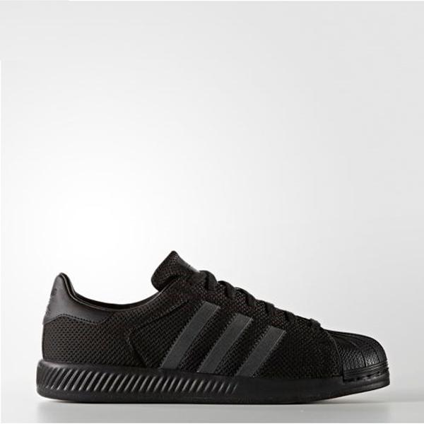 New Adidas Original Mens SUPERSTAR BOUNCE S82237 BLACK US M 7.0-10.0 TAKSE