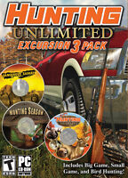 Hunting Unlimited Excursion 3 Pack Pc Games Windows 10 8 7 Xp Computer Deer