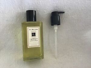 Jo Malone Bath Oil French Lime Blossom 8.5 with pump