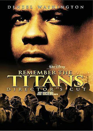 Remember The Titans DVD, 2006, Unrated Extended  - $7.98