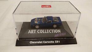 HERPA-Art-collection-Chevrolet-Corvette-ZR1-America-1-87-HO-diorama-voiture-jouet