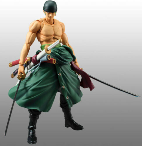 Figma One Piece Roronoa Zoro Kids PVC Action Figure Figures Doll Toy Model Anime