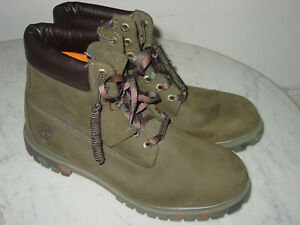 timberland schoes olive