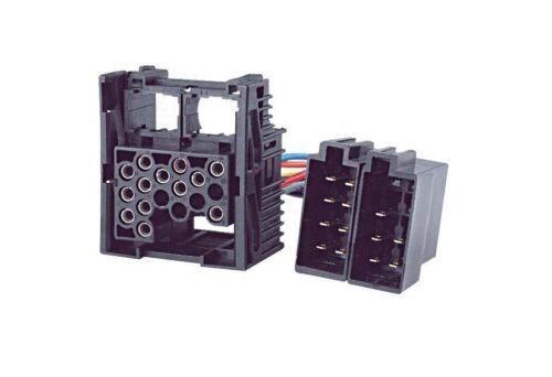 Radio ISO Adaptateur pour Usine BMW autoradios 3 e30 e36 e46 e34 e39 7 8 x5 e56 z3
