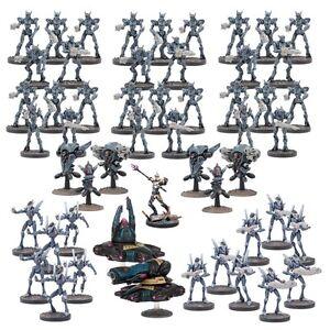 Asterian Starter Force - Warpath Mantic Games envoyé en 1re classe