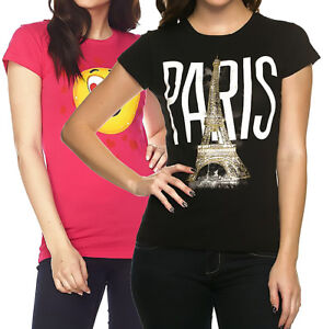 c5c55e4d Women's Graphic Tees Trendy Tshirts - Stylish Printed Short Sleeve ...
