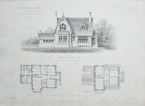 1868-Architektonisch-Aufdruck-Seymour-Lodge-Cove-Lochlong-Lhr-Thomson-Architects