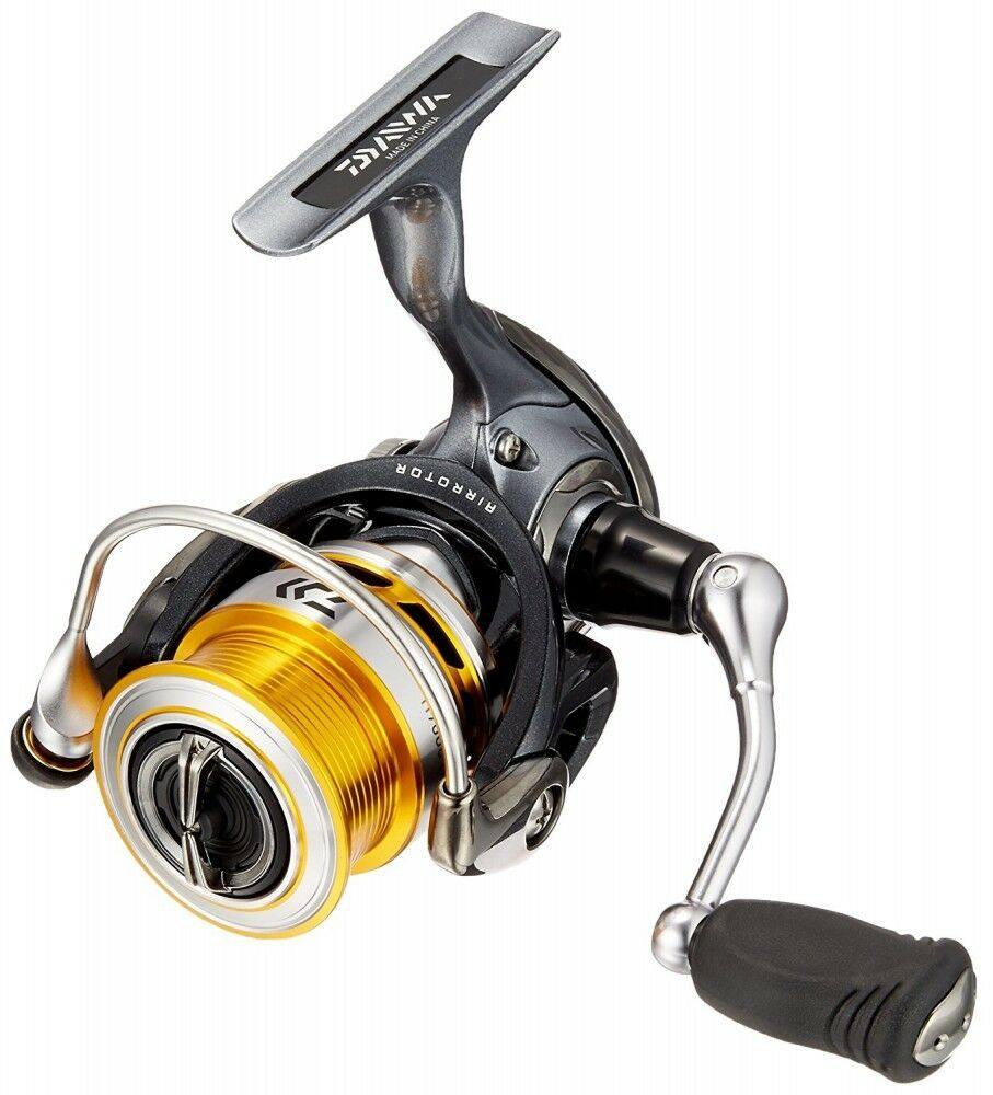 Daiwa Spinning  Reel 17Exceler 2004H (2000 size) For Fishing From Japan  unique design