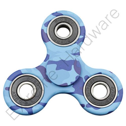 Fidget Finger Spinner Hand Focus EDC Steel Bearing Stress Relieve Toys Gift UK