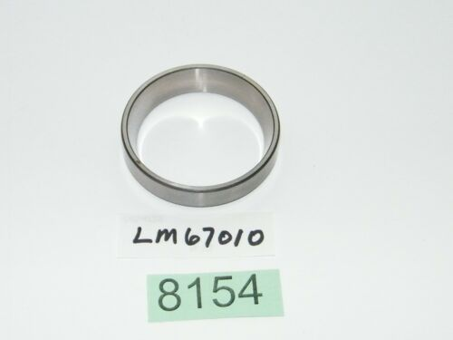 New Timken Tapered Roller Bearing Cup LM67010