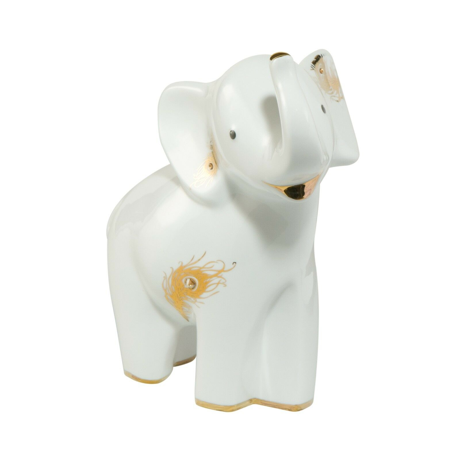 Goebel Alamaya Elephant de Luxe Elefant Figur NEUHEIT 2018 Goebelelefant NEU