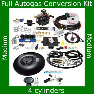 Image Is Loading Total Autogas Conversion Kit For 4 Cylinders Stag