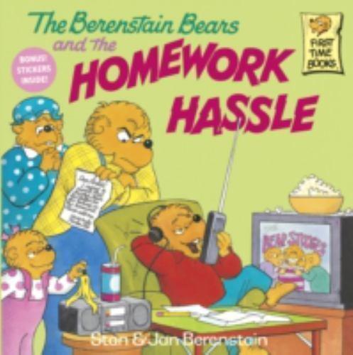 Berenstain bears homework hassle 1 2 phd thesis topics psychology