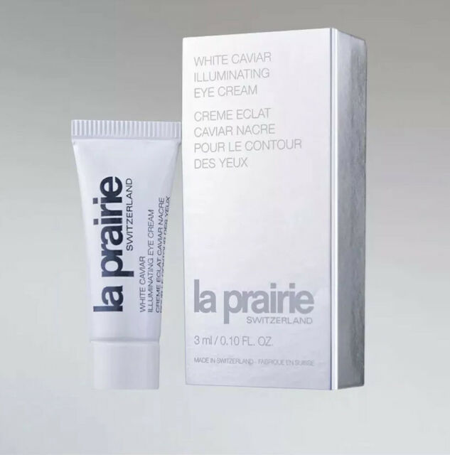 La Prairie - White Caviar Illuminating Eye Cream 3ml - New In Box.