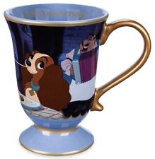 Disney Lady and Tramp 400mL Barrel Coffee Mug Cup Christmas Kids Birthday Gift
