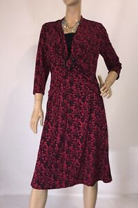 KATIES-SIZE-M-MOCK-WRAP-DRESS-NWOT