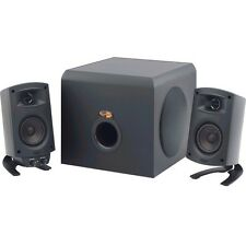 Klipsch ProMedia 2.1 THX Certified Speaker System w/ Bluetooth Audio Adapter