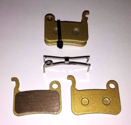 2 Pairs Shimano XTR-XT-SLX-Deore 965 975 585 800 775 Sintered Brake Pads
