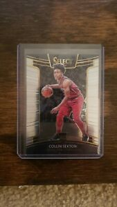 2018-2019 Select Colin Sexton Concourse Rookie Card #75 Cavaliers Star ✨