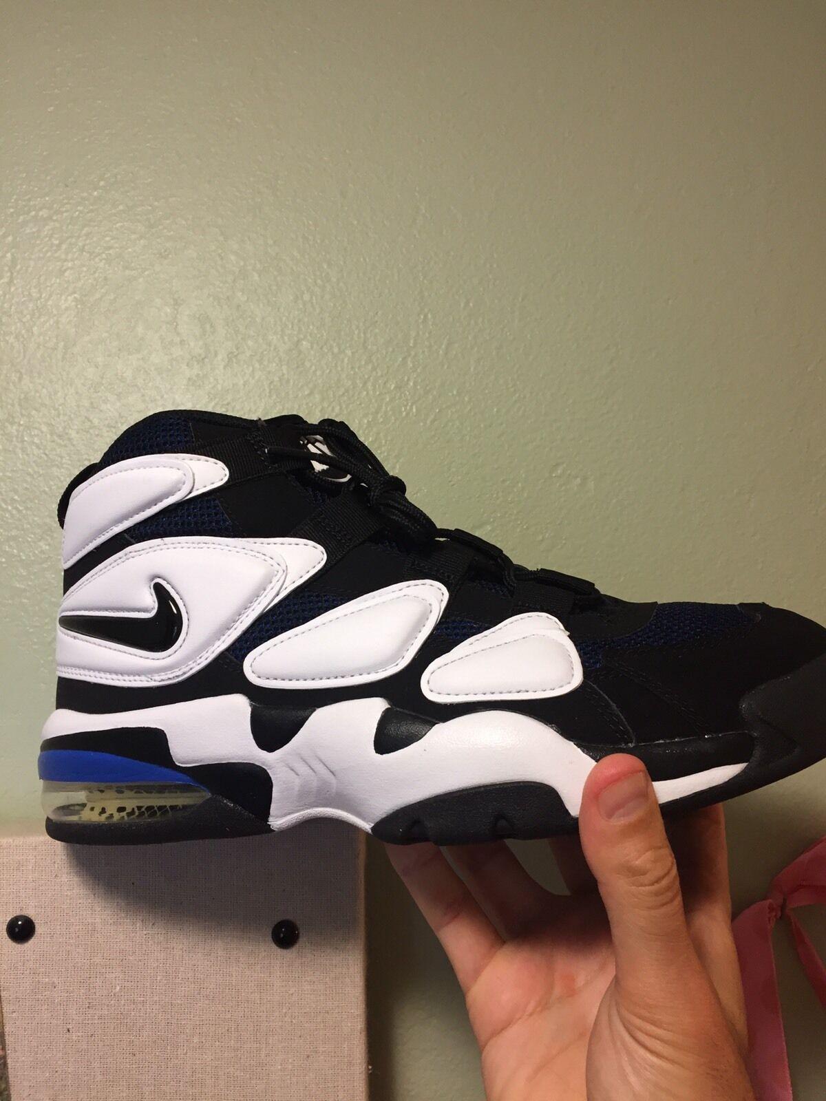 Men's Nike Air Max2 Uptempo '94 Size Box 10 (922934 101) No Box Size Top 503741