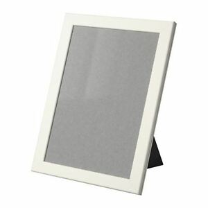 ikea hemmingsbo front opening picture frame white 21x30. Black Bedroom Furniture Sets. Home Design Ideas