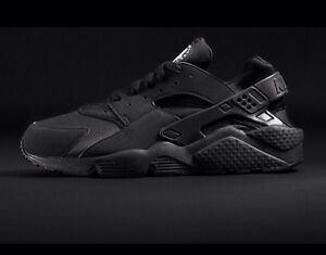 b267a3919111 Image is loading Nike-Air-Huarache-Black-LE-Limited-Edition-Size-
