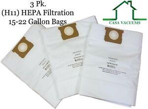 CASA-VACUUMS-Replacement-for-Shop-Vac-15-22-Gallon-HEPA-Bags-9067300-J-9066300-G