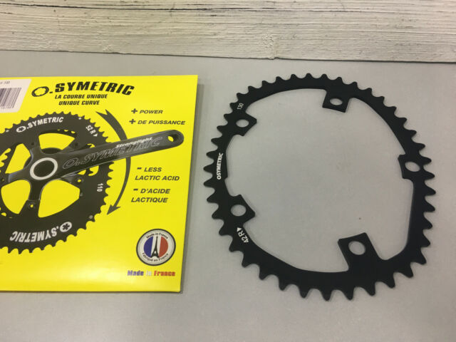2x10 Speed Sram Road Chainring 42T V4 BCD 130mm for 2x11 Speed use with 55//54T