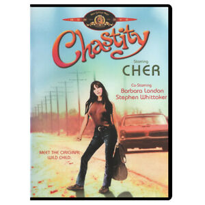 Chastity-1969-DVD-Cher-Sonny-Bono-RARE-OOP-New-Factory-Sealed