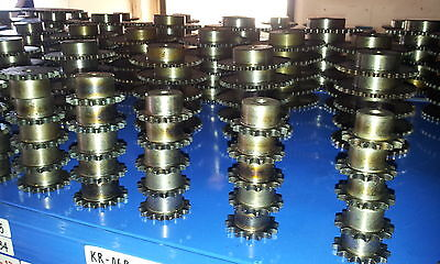 ETKR-10A-27 ASA 50 Material C 45 außengehärtet Kettenrad Typ 10-A Zähnezahl 27
