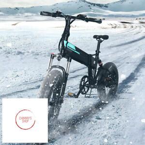 Fiido M1 Electric Bike 12 5ah 36v 250w 20 Inches Folding Moped Bicycle 25km H Ebay