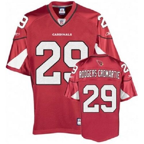 NFL Trikot Arizona Cardinals Rodgers-Cromartie 29 rot Football Premier Jersey