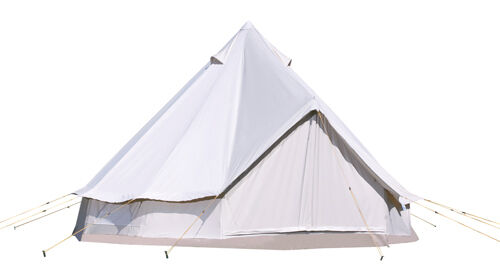 New SoulPad 4000-ease™ bell  tent. Sewn-in groundsheet.  fashionable