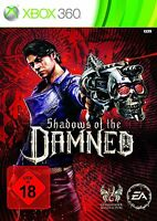 Xbox 360 Shadows Of The Damned - 100% Uncut- Action-shooter Neu