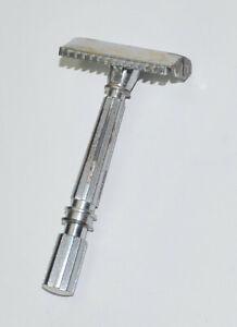 1930s Gem Micromatic Open Comb Single Edge Razor, NICE VALUE