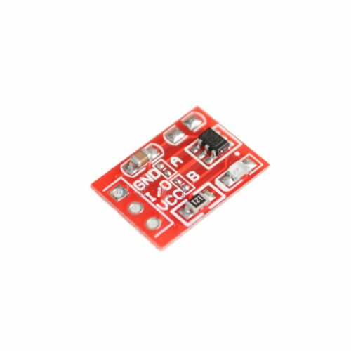 Details about  /100X Ttp223 Touch Button Module Self-locking Jog Capacitive Switch Single-way