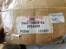 NOS 1997 1998 FORD EXPEDITION LINCOLN NAVIGATOR REAR SPEAKER ASBY F8AZ-18808-EA