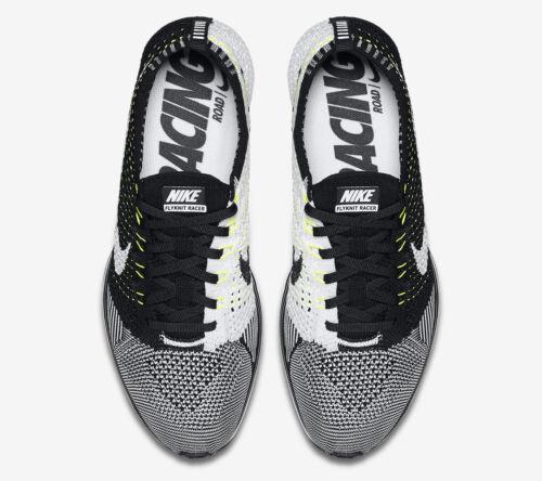 Oreo 12 Racer Flyknit 9 Us Htm Og Noir 11 526628 2015 Nike Blanc Uk7 8 011 10 qTvwP