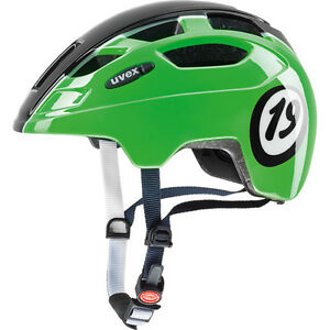 Helme UVEX Finale Junior green Jugendhelm Kinderhelm Fahrradhelm Radhelm Sicherheit Helme & Protektoren