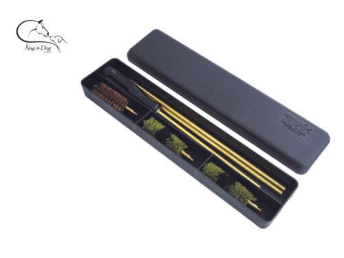 Jack Pyke Shotgun Kit de nettoyage laiton tige Set pistolet soins livraison gratuite