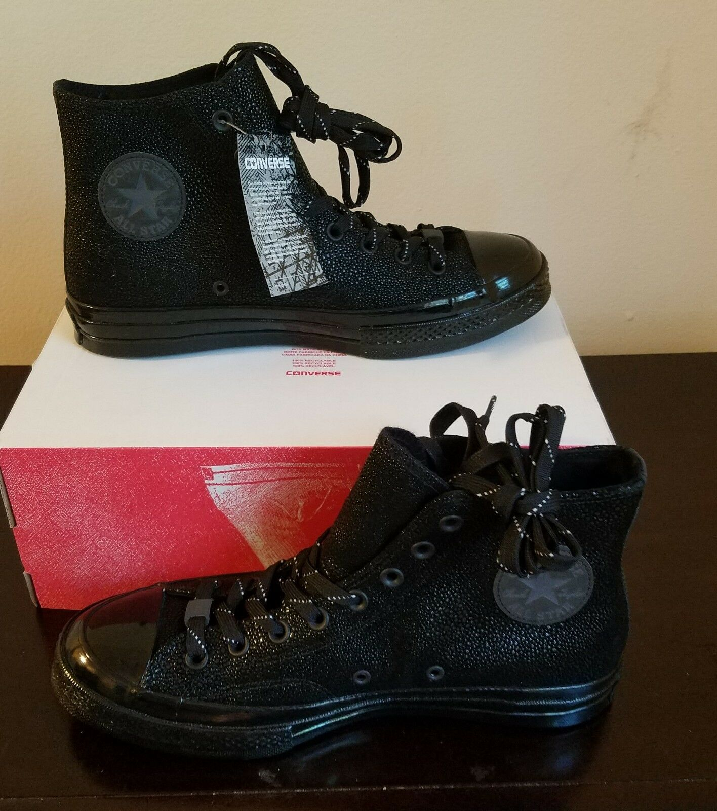 NEW AUTHENTIC CHUCK CONVERSE CHUCK AUTHENTIC TAYLOR ALL STAR '70 HI Chaussures US 9 ae7913
