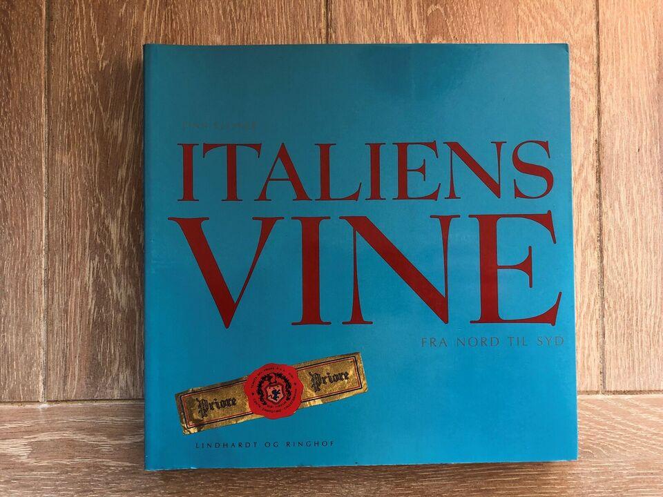 Italiens vine, _, emne: mad og vin