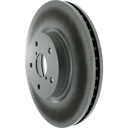 Disc Brake Rotor-GCX Application-Specific Brake Rotors Partial Coating Front