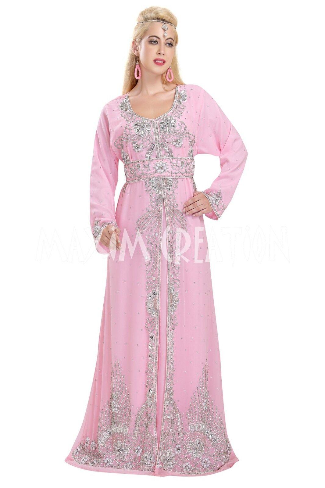 DUBAI KAFTAN WEDDING GOWN GOWN GOWN DESIGN FOR WOMEN BY MAXIM CREATION 5845 d72827