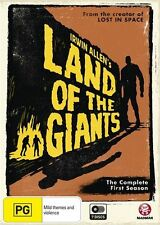 Land of the Giants: The Complete Season 1 NEW R4 DVD