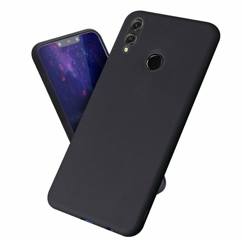 For Samsung Galaxy A50 A40 A70 A20E A80 Soft Silicone Shockproof TPU Case Cover 8