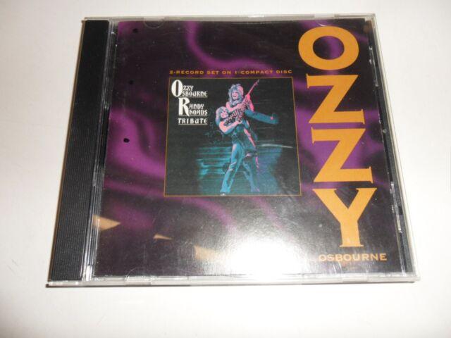 CD   Ozzy Osbourne  – Randy Rhoads Tribute
