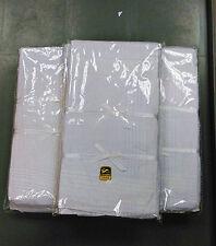 LOT 12 PCS of pure white 100%cotton handkerchief 40*40cm only $1.58/piece SALES