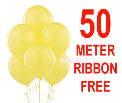 100 grande plaine baloons Ballons Hélium Ballons De Qualité Fête Anniversaire Weddings